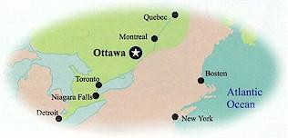 About Ottawa PGCon - Where is ottawa
